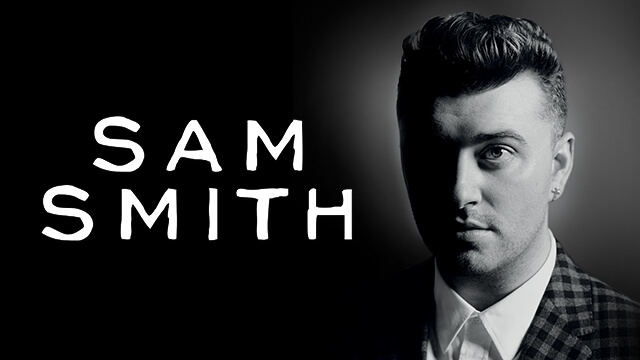 Sam Smith in Concert at Amalie Arena Tampa FL