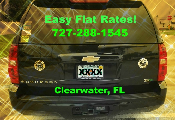 Airport Shuttle Service/Clearwater Florida