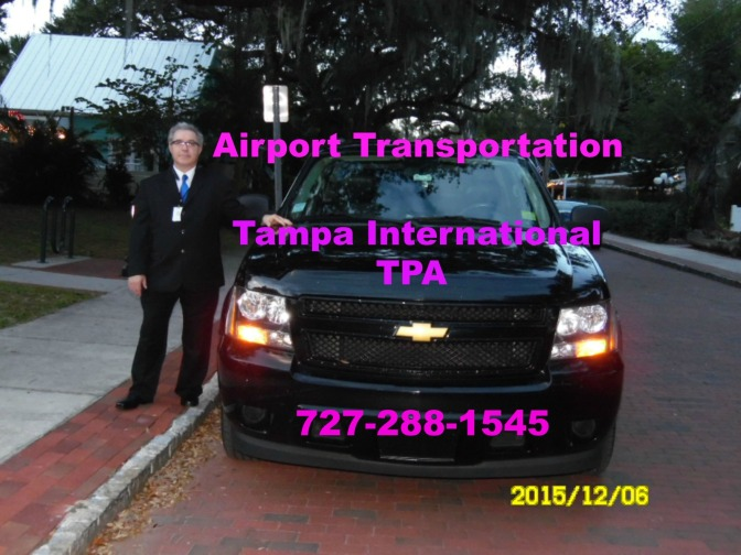 Flying in or out of TPA Tampa?